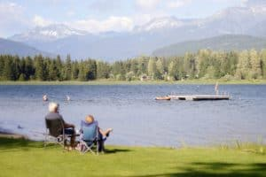 Downsizing or retiring relocations