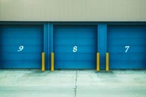 Self Storage Garages